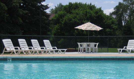 Westgate VI - apartments in Novi, Michigan