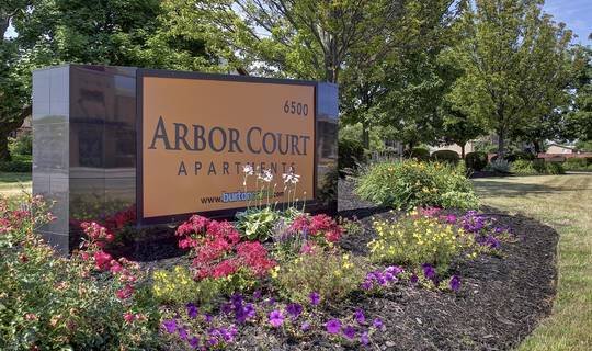 Arbor Court Apartments In Mayfield Heights Oh