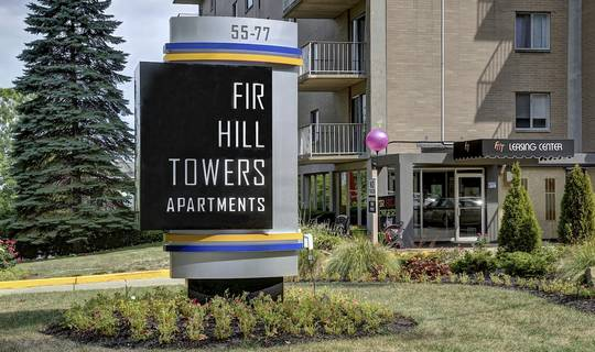Fir Hill Towers - apartments in Akron, OH