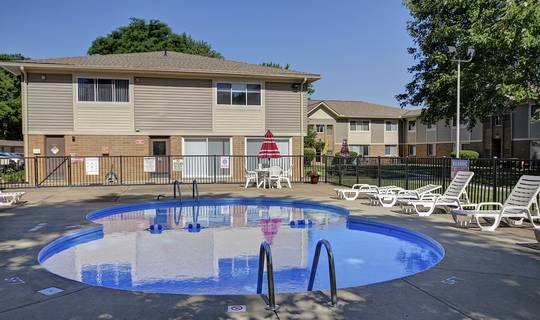 Great Northern Village Apartments In North Olmsted Ohio