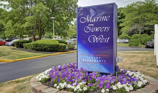 Marine Towers West - apartments in Lakewood, OH