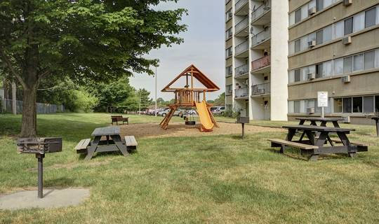 Victoria Plaza Apartments In North Olmsted Ohio